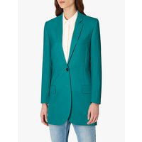 PS Paul Smith Hero Wool Blazer, Green