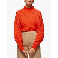 Selected Femme Inga Jumper, Orange