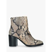 shop for Steve Madden Tenley Ankle Boots, Neutral at Shopo