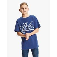 Polo Ralph Lauren Boys Logo T-Shirt