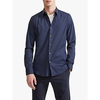 Theory Sylvain Stretch Cotton Shirt