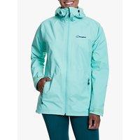 Berghaus Deluge Pro Women's Waterproof Jacket, Opal