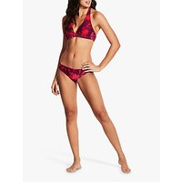 Seafolly Florence Hipster Bikini Briefs, Boysenberry