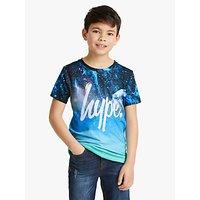 Hype Boys Space T-Shirt, Blue