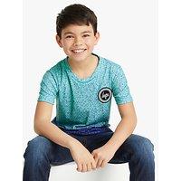 Hype Boys Speckle T-Shirt, Blue