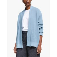 EILEEN FISHER Organic Cotton Cardigan, Haze