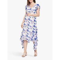 Mamalicious Fleur Midi Maternity Dress, Snow White
