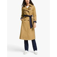 Boden Franklin Trench Coat, Gingerbread
