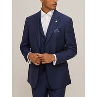 Ted Baker Bevlee Birdseye Wool Suit Jacket, Navy