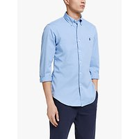 Polo Ralph Lauren Oxford Shirt, Dress Shirt Blue