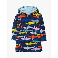 Image of Mini Boden Boys' Towelling Throw-on, Navy