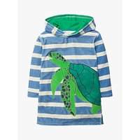 Image of Mini Boden Boys' Towelling Throw-on, Blue