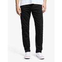 Paul Smith Reflex Super Stretch Slim Jeans, Black