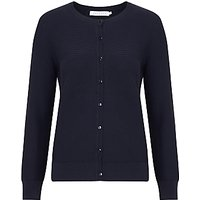 Collection WEEKEND by John Lewis Cotton Rich Button Cardigan
