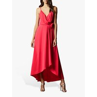 Ted Baker Leaanah Sleeveless Wrap Dress, Coral