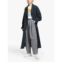 See By Chloé Denim Look Trench Coat, Ink Navy