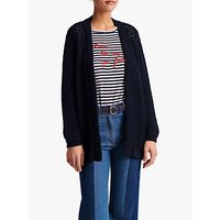 Gerard Darel Eudemia Cotton Cardigan, Blue