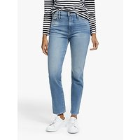 FRAME Le Sylvie Straight Leg Jeans, Alamitos
