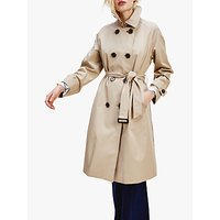 Tommy Hilfiger Maxi Trench Coat, Beige