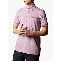 Ted Baker Bloke Pocket Short Sleeve Polo Shirt