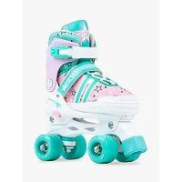 Stateside Spectra Roller Quad Skates, Pink
