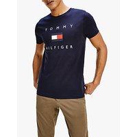 Tommy Hilfiger Flag Logo T-Shirt