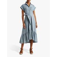 Lauren Ralph Lauren Antwan Maxi Dress, Blue Lagoon Wash
