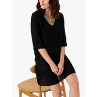 Brora Linen Tunic Dress