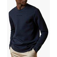 Ted Baker Spread Branded Logo Sweatshirt