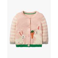 Mini Boden Baby Fun Cardigan, Boto Pink