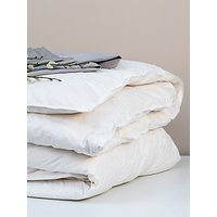 EarthKind™ Reclaimed Natural Feather and Down Duvet, 13.5 Tog
