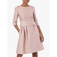 The Fold Camelot Tweed Dress, Pink