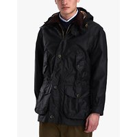 Barbour White Label Endurance Waxed Jacket, Sage