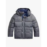 Polo Ralph Lauren Boys Hawthorne Jacket, Grey