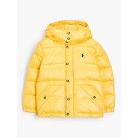 Polo Ralph Lauren Boys Hawthorne Jacket, Gold Bugle
