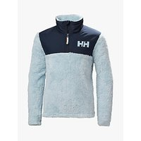 Helly Hansen Boys Half Zip Fleece Jacket, Blue