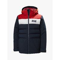 Helly Hansen Boys Junior Cyclone Ski Jacket, Navy