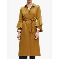 The Fold Napier Trench Coat, Camel