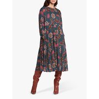 Helen McAlinden Louisa Paisley Print Dress, Multi