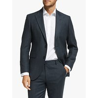 Hackett London Chelsea Birdseye Weave Tailored Suit Jacket