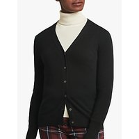 Pure Collection Cashmere V-Neck Cardigan