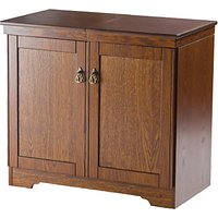 Hostess Trolley, HL6242AO, Antiqued Oak