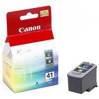 Canon PIXMA CL-41 Inkjet Cartridge, Colour