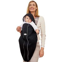 BabyBjrn Cover for Baby Carrier, City Black