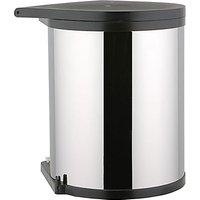 Wesco Classic Round Kitchen Bin, 13L