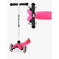 Mini Micro Scooter, 3-5 years, Pink