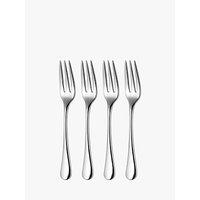 Robert Welch Radford Pastry Forks, 4 Piece