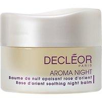 Declor Aromessence Rose DOrient Night Balm, 15ml