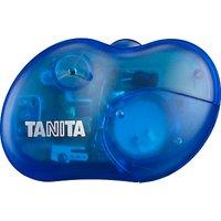 Tanita PD-637 Pedometer, Translucent Blue