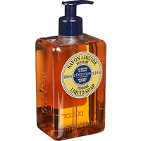 LOccitane Verbena Liquid Soap, 500ml